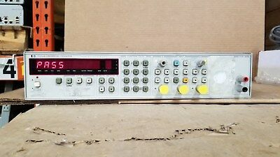 HP 5334A Universal Counter Option 020 Passes Self Test!