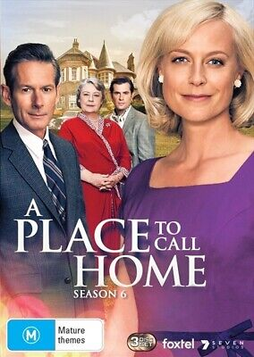 A Place to Call Home Season 6 (DVD, 2019) Brand New Sealed Region 4