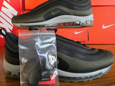 pretty nice 787f0 ff9f6 DS NIKE AIR Max 97 UL 17 HAL Ultra PATCH Black Olive 12 AH9945 001 ...