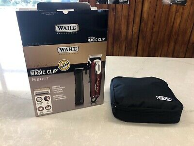 Wahl 5 Star Magic Clipper and Beret Trimmer cord/cordless