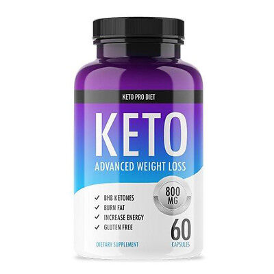 Keto Pro Diet - Advanced Keto Weight Loss Supplement Burn Fat Instead of Carbs