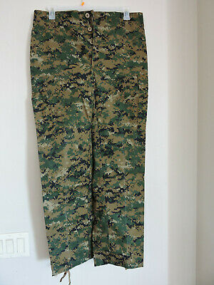 17ec503483714 TRU-SPEC Woodland Digital Camo Large Rip Stop Pants reinforced seat and  knees