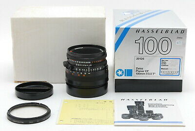 [TOP MINT] Hasselblad Carl Zeiss Planar CF 100mm f3.5 T* Lens from JAPAN A016N