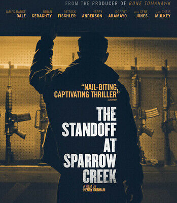 STANDOFF AT SPARROW CREEK on DVD NEW James Badge Dale