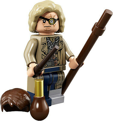 LEGO Minifigures Harry Potter Fantastic Beasts Series 1 #14 Mad-Eye Moody