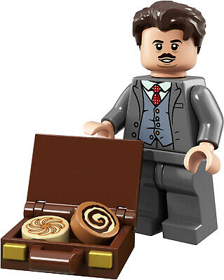 LEGO Minifigures Harry Potter Fantastic Beasts Series 1 #19 Jacob Kowalski
