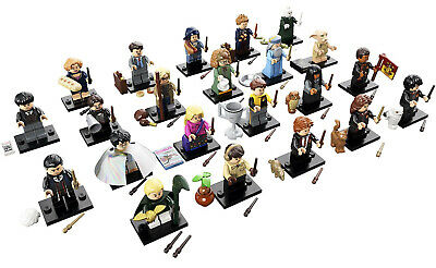 LEGO Minifigures Harry Potter Fantastic Beasts Series 1 Complete Set of 22
