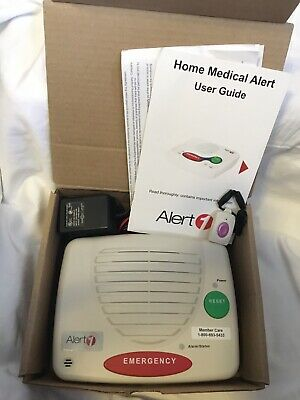 Elderly Home Medical Alert System New in Box!