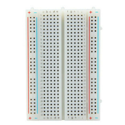 400 point Solderless Prototyping Breadboard Circuit for Arduino