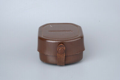 Voigtlander Vintage Leather Case 90/097 for 310/49 Hood,  Made In Germany
