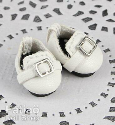 Fatiao New fit for pukipuki puki Brownie BJD Bow-knot Dolls Shoes Pink