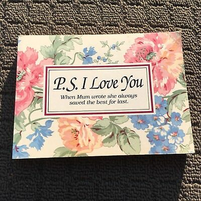 P.S. I LOVE YOU Book Filled With Humorous Quotations (1991) Paperback