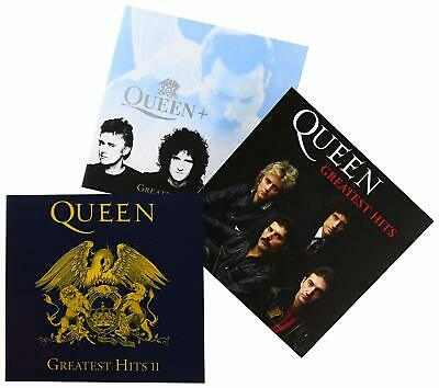 Nouveau Queen Greatest Hits I, II & III - Platinum Collection