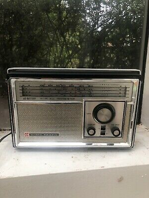 Vintage National Panasonic Hi-Fi ALL Transistor - WORKING (Matsushita Electric I