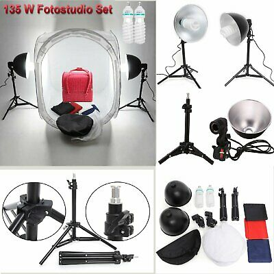 80x80cm Photo Studio Light Box Photography Backdrop Portable Lightroom Tent