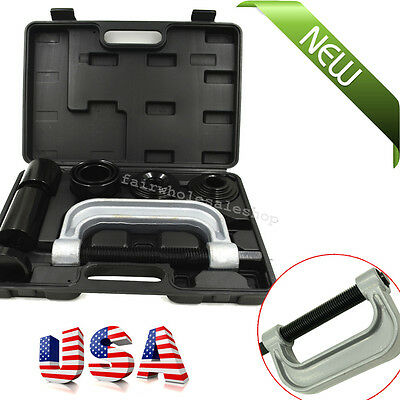 US 4in1 Auto Truck Ball Joint Service Tool Kit 2/4WD Remover Installer Good Fast