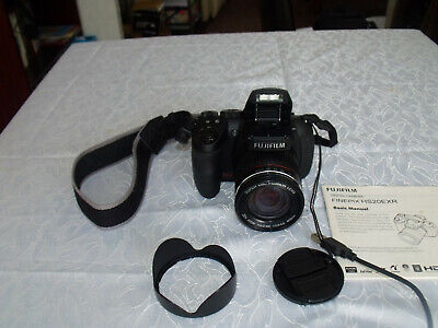 Fujifilm Finepix HS20EXR Bridge camera 30x optical zoom