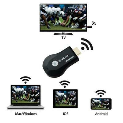 1080P HDMI TV DLNA Airplay Miracast Anycast M9 Plus Wireless WiFi display Dongle