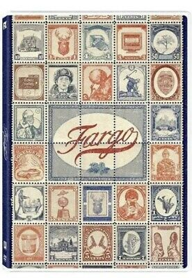 FARGO TV SERIES Complete 3rd Third Season 3 Three BRAND NEW 4-DISC DVD SET