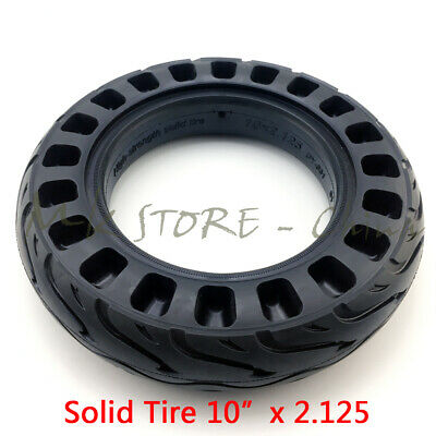 """10x2.125 10"""" Solid Tyre Tire for Smart Electric Balancing Scooter Folding E-Bike"""