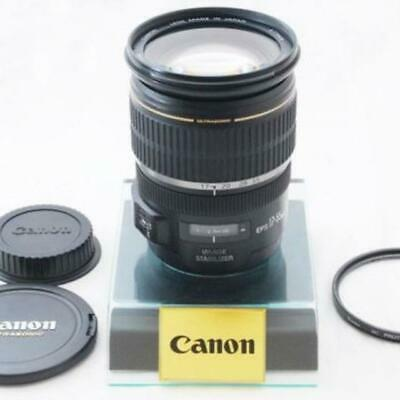 Canon EF-S 17-55mm f 2.8 IS USM Lens [Excellent] from JAPAN
