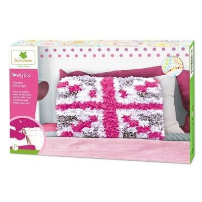 "Sycomore Coussin ""union Jack"" Reference Cre5220"