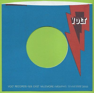 VOLT (blue) REPRODUCTION RECORD COMPANY SLEEVES - (pack of 10)