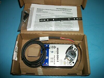 New Johnson Controls M9208-Gga-3 Proportional Electric Spring Return Actuator