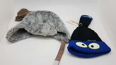 dbff3b7d9ce4f 2 Cat and Jack Winter Hats and Mittens Size 12-24 Months Baby Toddler hat