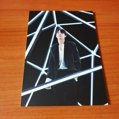 K-Pop Bts X Vt Cosmetic Official Limited Bts Jimin Autograph Photocard