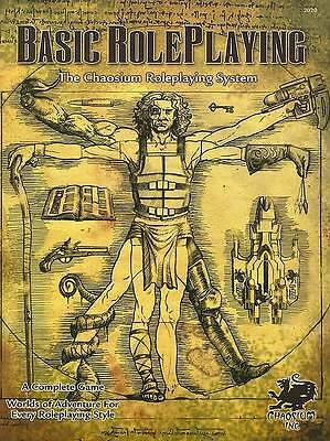 Basic Roleplaying (Chaosium Roleplaying System), Krank, Charlie, Good Book