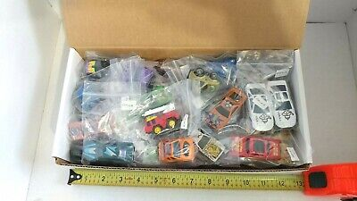 Lot #207 Assorted Scale Cars Mostly HO