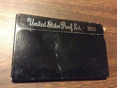 1973-s U.S.Proof set. Genuine. complete and original as issued by US Mint.