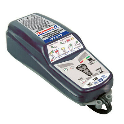 Chargeur de batterie TECMATE Optimate 4 Dual Program 12v 1A TM-340