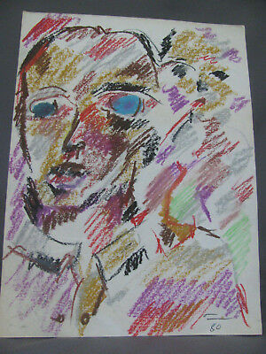 2 Tom Cramer drawings Lot #20 Pacific Northwest Portland Oregon Artist abstract
