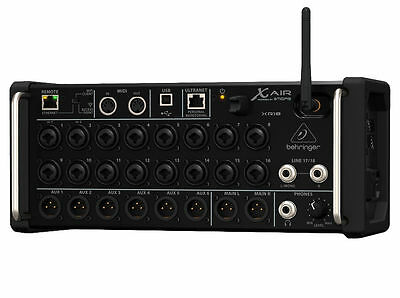 Behringer XR18 18-Channel 12-Bus Digital Mixer Brand New