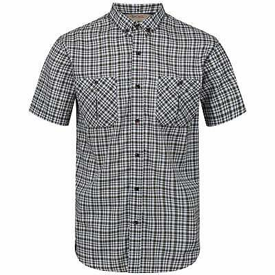 Regatta Ramone Short Sleeve Cotton Shirt