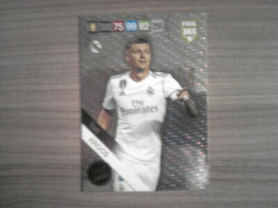 PANINI ADRENALYN XL FIFA 365 2019 TCG LIMITED EDITION PREMIUM TONI KROOS Real