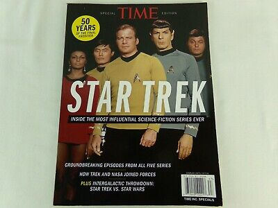 Star Trek Time Inc Special Edition 2016 50 Years Of The Final Frontier Shatner