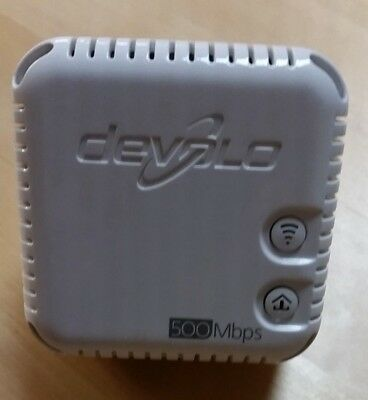 Devolo dLAN 500 WIFI MT 2503 funktioniert einwandfrei Powerline TOP!!