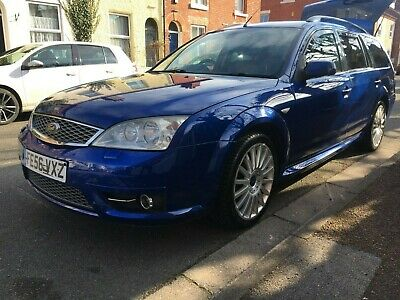 * FORD MONDEO ST 2.2 TDCi SIV 56 PLATE - SCREEN DAMAGE - BARGAIN - STUNNER *