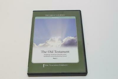 The Great Courses-the Old Testament, Part 1 dvd