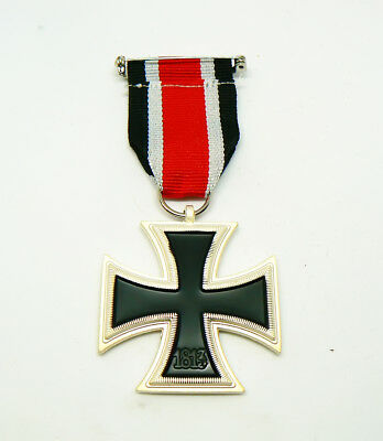 WW2 Iron Cross 2nd Class . with oakleaves and sword.Eisernes Kreuz  1939-1957