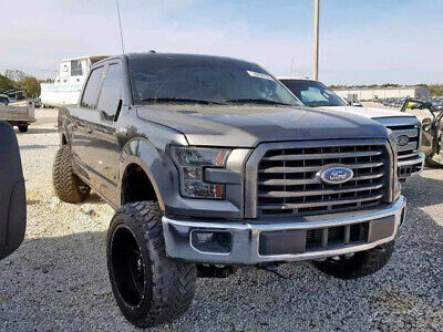 2016 Ford F-150 XL 4x4 4dr SuperCrew 5.5 ft. SB 2016 Ford F-150 XL 4x4 Salvage, repairable, rebuildable , damage, fix, wreck,car