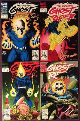 Original Ghost Rider #1 to #4 (Marvel 1992) 4 x issues.