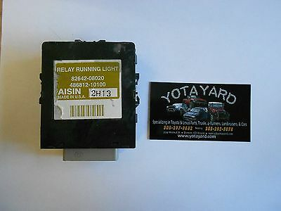 00 01 02 03 Toyota Sienna Runing Light Relay Module 82642-08020 Yota Yard