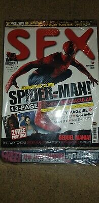 SFX # 92 - SPIDERMAN - June 2002