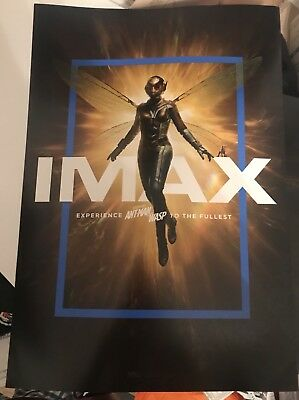 10 IMAX Ant Man And The Wasp Poster 13x19 Marvel Posters Avengers