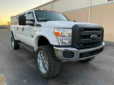 2013 Ford F-350 XL 6.7L  PWR STROKE V8 TURBO Diesel $1 NO RESERVE AUCTION