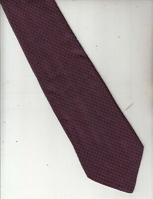 Prochownick-Authentic-100% Silk Tie-Made In Italy-P88-[Embroidered]- Men's Tie